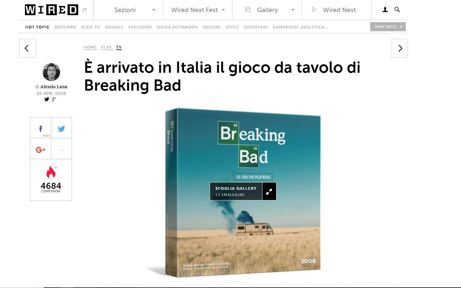Wird su breaking bad
