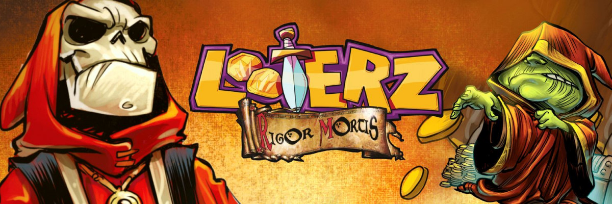 Looterz-Banner