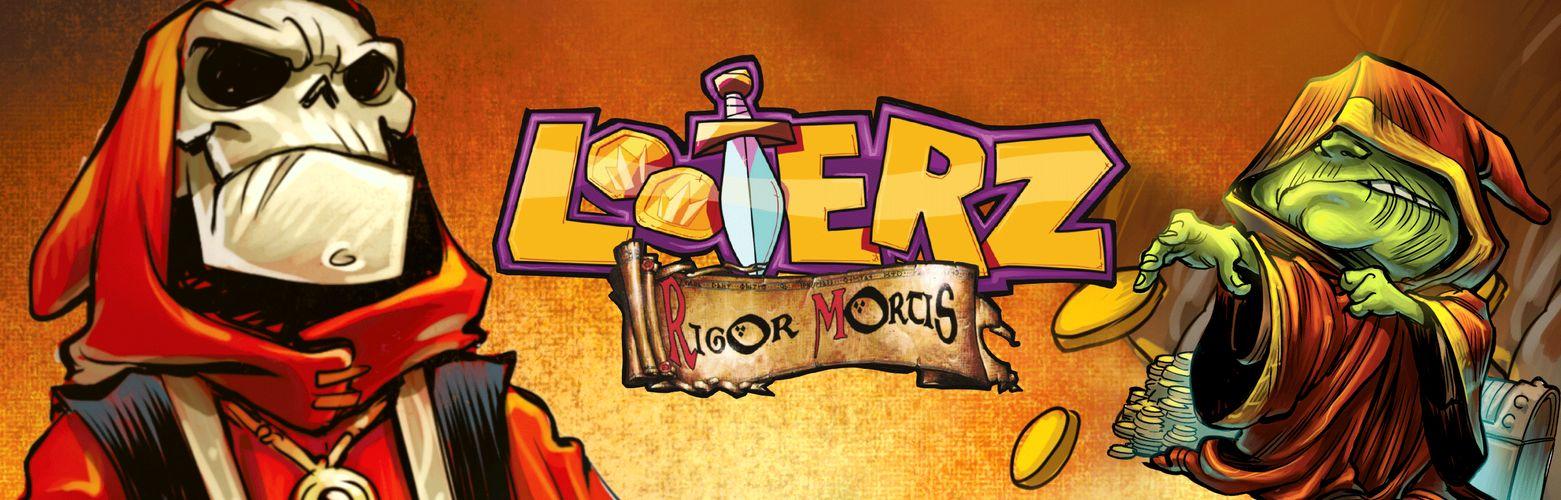 Looterz-Banner